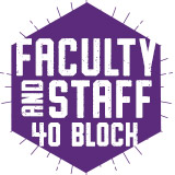 Faculty and Staff 40 Block Plan